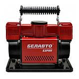 Автомобильный компрессор BELAUTO Буран двухпоршневой 90 л/мин с витым шлангом (BK46), фото 3