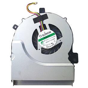 Оригинальный кулер для ноутбука Asus K55V, K55VD, K55A, K55VM, K55VJ - 4pin вентилятор, FAN, фото 2