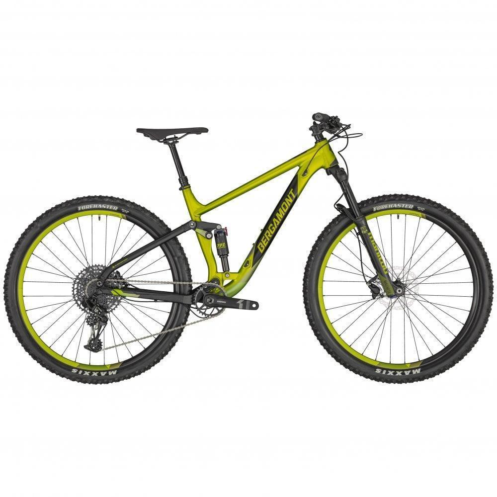 "Велосипед Bergamont 20' 29"" Contrail 5 (275509-009) XL"