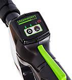 Аккумуляторный бесщеточный триммер,электрокоса, кусторез Greenworks Elite ST-140-AT  (Greenworks GD40BCK4), фото 4