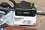 Аккумуляторный бесщеточный триммер,электрокоса, кусторез Greenworks Elite ST-140-AT  (Greenworks GD40BCK4), фото 7