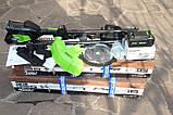 Аккумуляторный бесщеточный триммер,электрокоса, кусторез Greenworks Elite ST-140-AT  (Greenworks GD40BCK4), фото 8