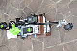 Аккумуляторный бесщеточный триммер,электрокоса, кусторез Greenworks Elite ST-140-AT  (Greenworks GD40BCK4), фото 9