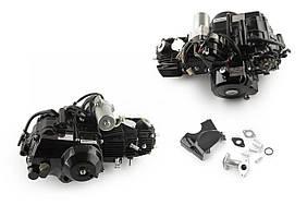 Двигатель   ATV 110cc   (АКПП, 152FMH-J, 1 передача вперед и 1 назад)   TZH