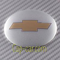 Наклейки для дисков с эмблемой Chevrolet. ( Шевролет ) Цена указана за комплект из 4-х штук