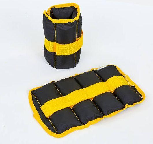 Обважнювачі-манжети для рук і ніг 2 х 1 кг ZA-2072-2