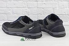 Кросівки чоловічі сітка прошита підошва 40р, фото 2