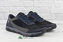 Кросівки чоловічі сітка прошита підошва 40р, фото 3