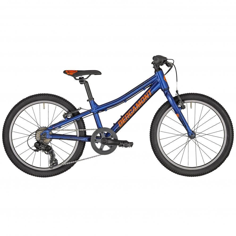 """Велосипед Bergamont 20' 20"""" Bergamonster Boy (275598-180) 26см"""