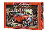 """Пазли Castorland 1000 елементів """"Вінтажний гараж"""" (C-104574), фото 2"""
