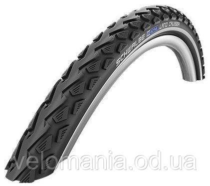 Покрышка 28x1.40 700x35C (37-622) Schwalbe LAND CRUISER PLUS HS450 B/B+RT SBC