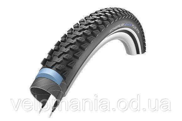 Покрышка 29x2.25 (57-622) Schwalbe MARATHON PLUS MTB S-Guard Performance B/B+RT HS468 DC, 67EPI 38B