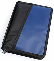 Чехол 072 черно-синий для книги 165х235х35 мм.