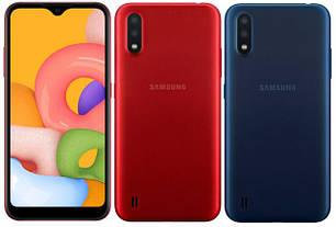 Чехлы для Samsung A01 Galaxy A015f