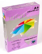 Бумага цветная А4 100 листов 80 г/м2 Spectra color IT274 фиолетовый интенсив