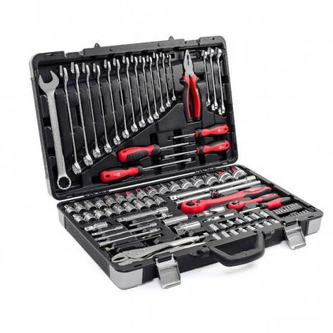 Профессиональный набор инструментов 101 ед. INTERTOOL ET-7101, фото 2