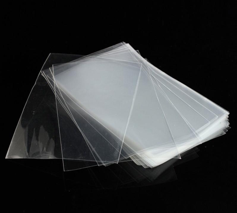 Пакеты прозрачные для упаковки 9*10\25мкм, 1000шт\пач