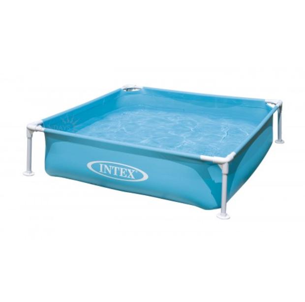 Каркасний дитячий басейн Mini Intex / 57173NP Каркасный детский бассейн Mini Intex