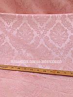 Мебельная ткань шенилл двухсторонний розовый