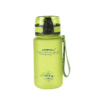 Пляшка для води Uzspace Green 350 мл Зелена