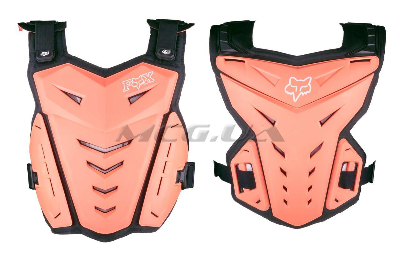 Защита жилет   (size:L, оранжевый)   FOX