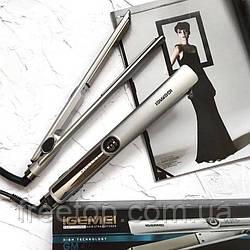 Профессиональный Утюжок выпрямитель для волос Gemei GM-416