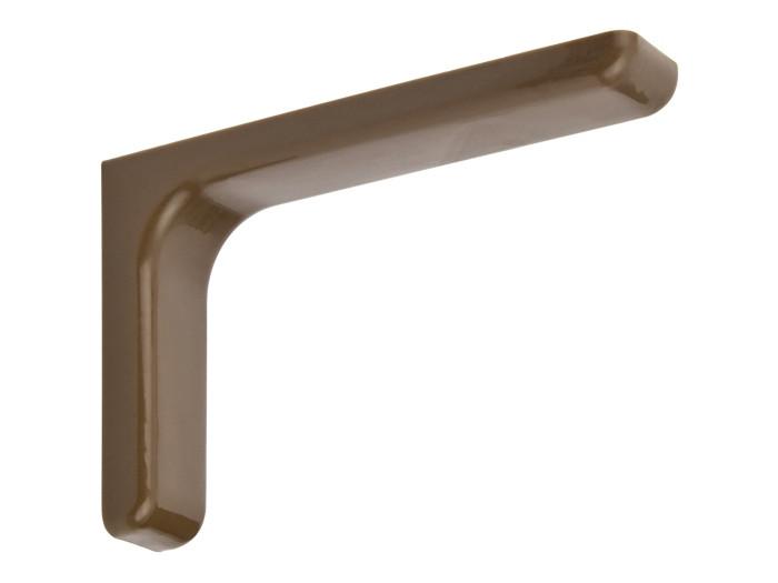 Полкотримач для полиці ДСП GIFF коричневий