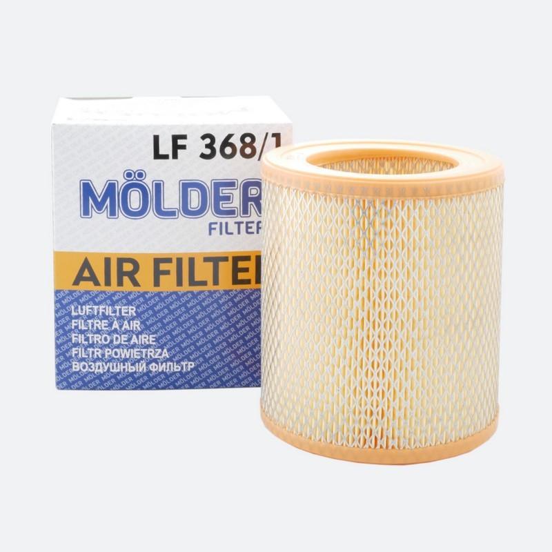 Фильтр воздушный MOLDER LF3681 (аналог WA6441/LX478/1/C17129)