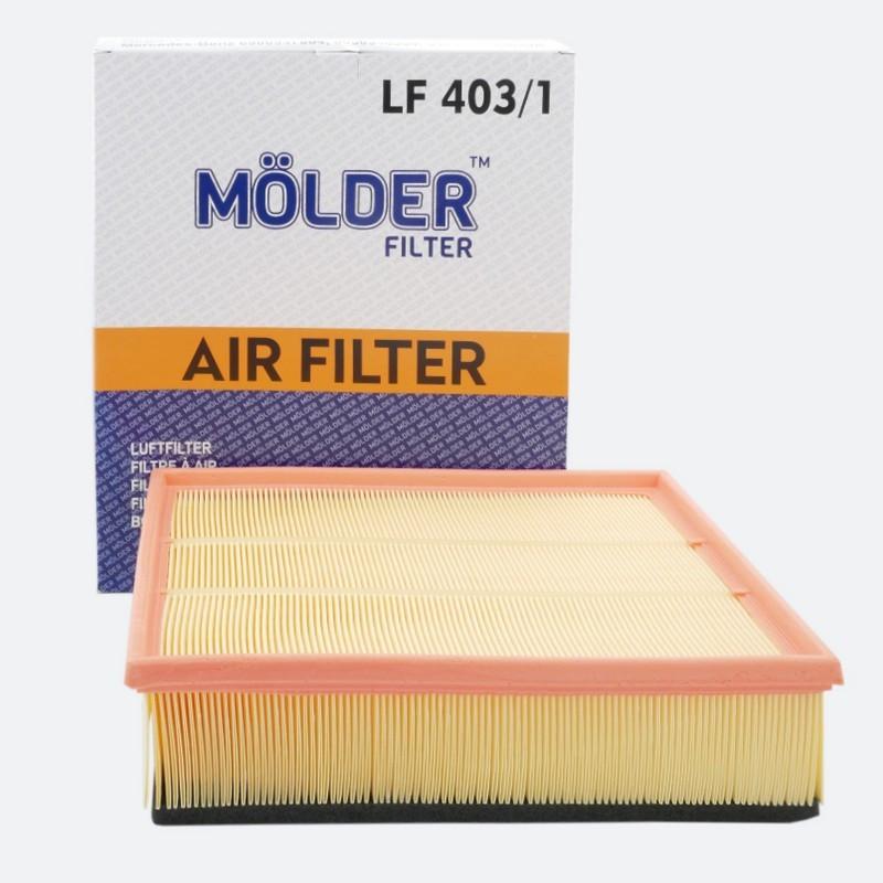 Фильтр воздушный MOLDER LF4031 (аналог WA6343/LX513/1/C32338)