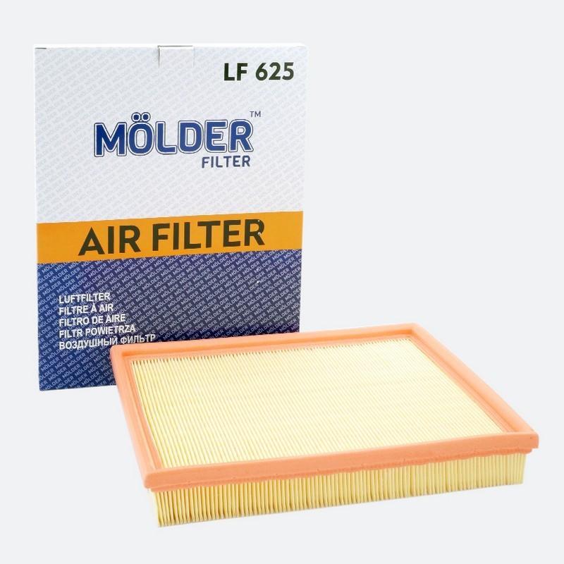 Фильтр воздушный MOLDER LF625 (аналог WA6214/LX735/C30130)