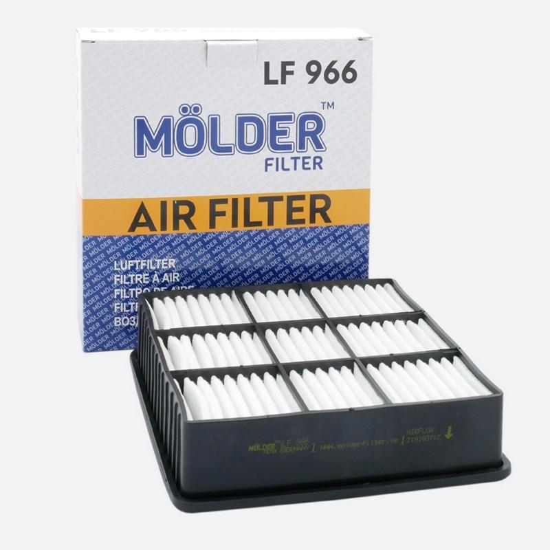 Фільтр повітряний MOLDER LF966 (аналог WA6362/LX1076)