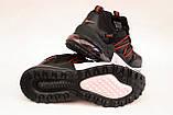 Кросівки чоловічі чорні Nike репліка, фото 6
