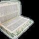 Библия каноническая: кожзам, молния, цветной обрез, метки, размер 15х20 см, фото 2