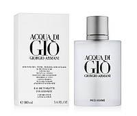 Tester Giorgio Armani Acqua di Gio Pour Homme 100 ml