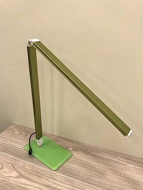 Настольная лампа (29-S2G3 LED 4W GREEN), фото 2