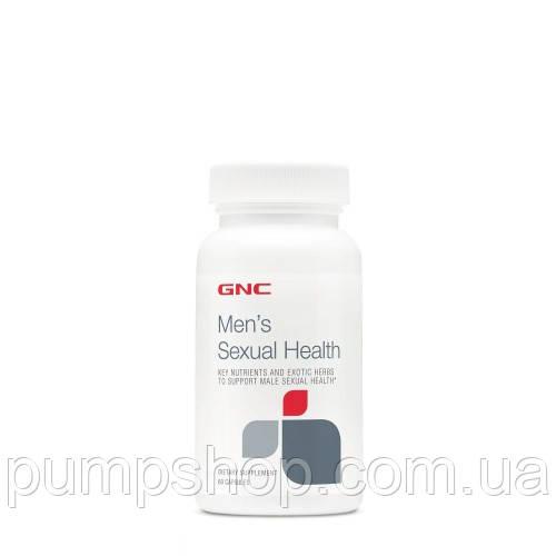 Витамины для мужского сексуального здоровья GNC Men's Sexual Health 60 капс. (уценка)