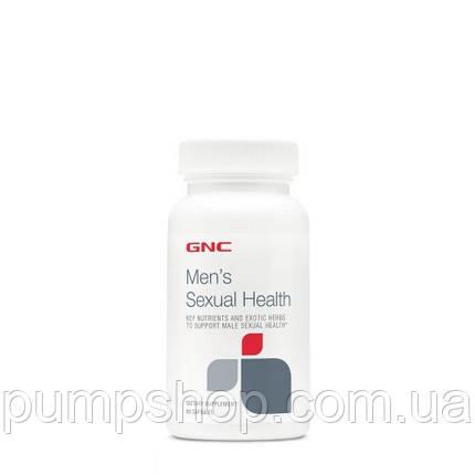 Витамины для мужского сексуального здоровья GNC Men's Sexual Health 60 капс. (уценка), фото 2
