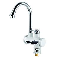 Электрический кран водонагреватель проточный для кухни Zerix ELW02EP