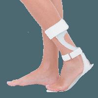 Бандаж на голеностопный сустав (при отвисающей стопе) Т-8615