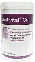 Multivital Cat (Мультивітал Кет).Вітамінний комплекс для кішок,500 табл.
