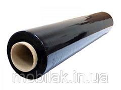 Плівка п/е чорна (картон) 80мкр х 1,5 х 100м ТМАСОЦИАЦІЯ ФІН
