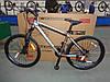 """Горный велосипед Crosser Pionner 26 дюймов. Алюминевая рама 17"""" GREY-BLUE, фото 6"""