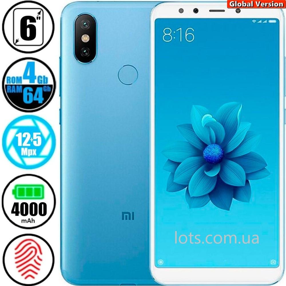 Смартфон Xiaomi Redmi Note 5 (3/32Gb) Blue - Global Version