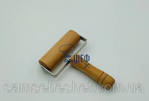 Валик для раскатки теста деревянный GA Dynasty 26026