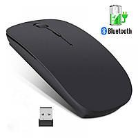 Беспроводная мышка компьютерная \ компютерна мишка bluetooth mous в стиле Аррle