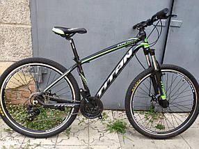 """Алюминиевый горный велосипед TITAN Explorer 27,5"""" DD Al, фото 3"""