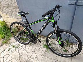 """Алюминиевый горный велосипед TITAN Explorer 27,5"""" DD Al, фото 2"""