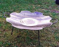 Сковорода из диска бороны СССР 56 см