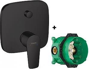 Набор смеситель для душа Hansgrohe Talis E 71745670 + Hansgrohe IBox universal01800180