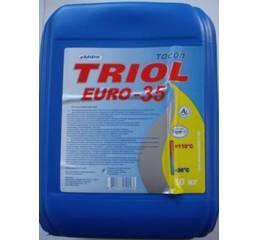 Тосол Triol Euro -35ºС (синий) 215 кг